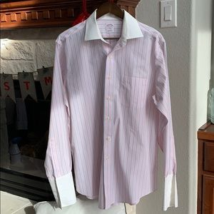 Brooks Brothers Button Down Shirt size 15 1/2 - 35